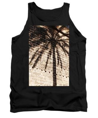 Palm Shadow Tank Top