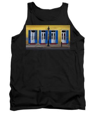 Tank Top featuring the photograph And A Half by Skip Hunt