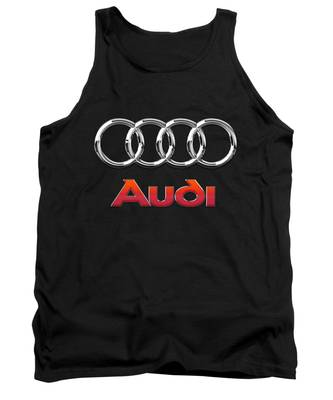 Luxury Cars Tank Tops
