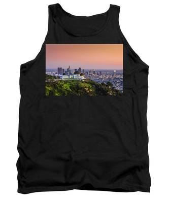 Beauty On The Hill Tank Top