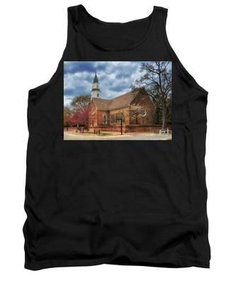 Bruton Parish Church Tank Top