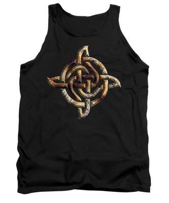 Celtic Rock Knot Tank Top