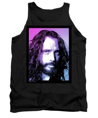 Chris Cornell Tribute Tank Top