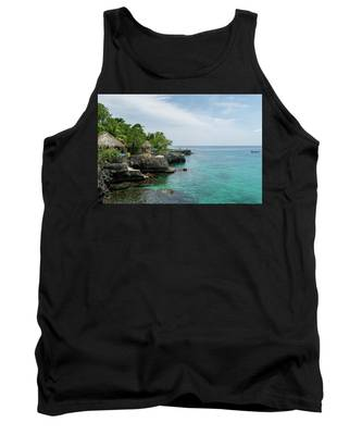 The Cliffs Of Negril Tank Top