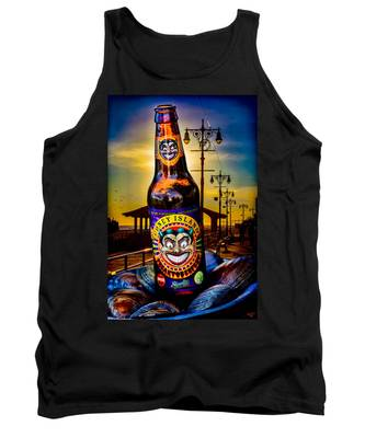 Coney Island Beer Tank Top
