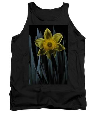Daffodil By Moonlight Tank Top