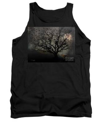 Dark Valley Tank Top