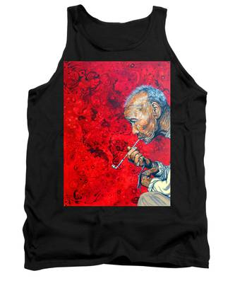 Deep Thoughts Tank Top