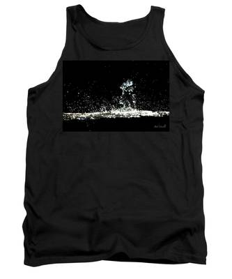 Don't Threaten Me With Love. Tank Top
