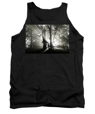 Foggy Flares Tank Top