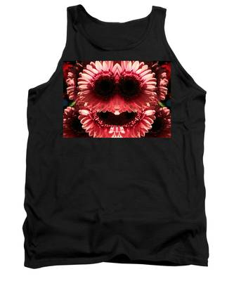 Happy Daisies Are Here Again Tank Top