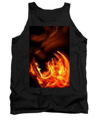 Heavenly Flame Tank Top