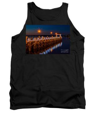 Holiday On The Docks Tank Top