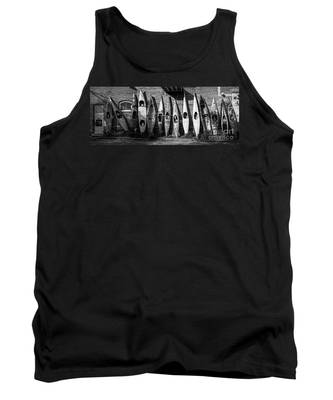 Kayaks And Canoes Tank Top