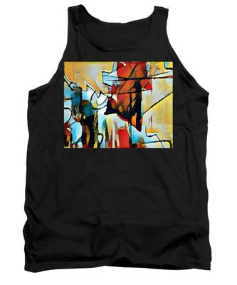 Left To Die Upon The Ground Tank Top