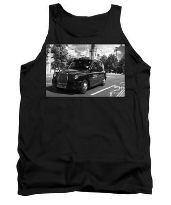 London Taxi Tank Top