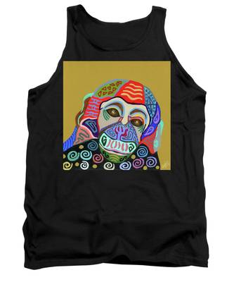 Monkey Magic Tank Top