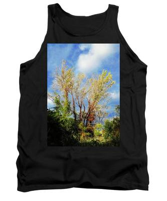 October Sunny Afternoon Tank Top