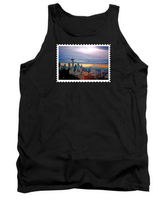 City Scape Tank Tops