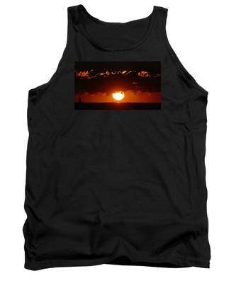 Sunrise Crown Tank Top