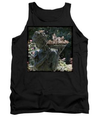 The Bird Bath Tank Top