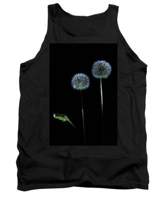 The Darkness Can't Hide You Tank Top