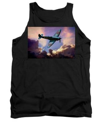 The Supermarine Spitfire Tank Top