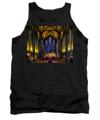 Trinity Chapel Salisbury Cathedral Tank Top