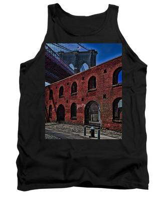 Under The Bridge Tank Top