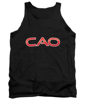 Cao Tank Top