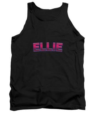 Ellie #ellie Tank Top