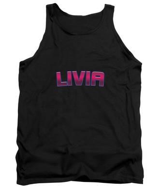 Livia #livia Tank Top