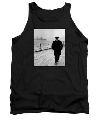World War Two Tank Tops