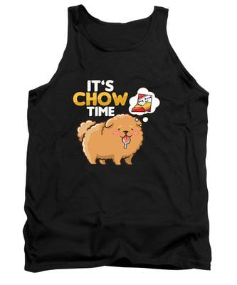 Puppy Chow Tank Tops
