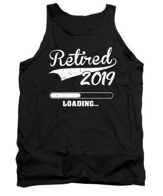 Old Age Tank Tops