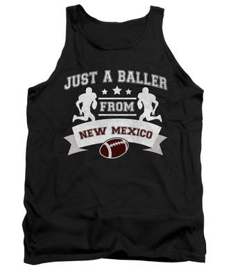 New Mexico Tank Tops