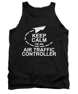 Traffic Tank Tops