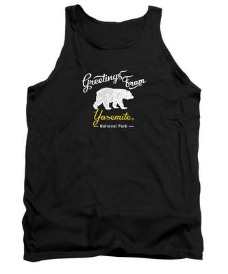 Yosemite Tank Tops