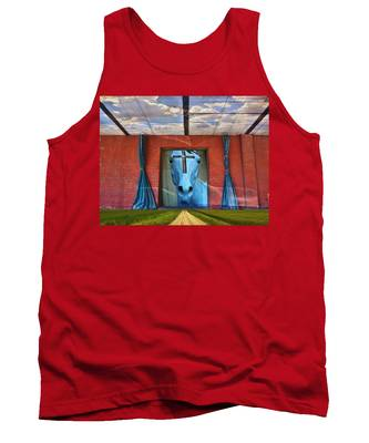 Tank Top featuring the photograph Godhead by Skip Hunt