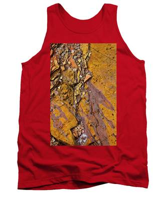 Tank Top featuring the photograph Hard Candy by Skip Hunt