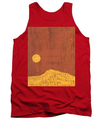 Tres Orejas Original Painting Tank Top
