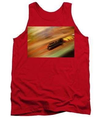 Fast Train Set Tank Top