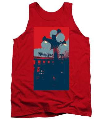 Colors Of Ybor City Tank Top