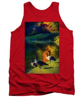 A Place In The Sun Tank Top