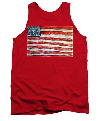 American Social Tank Top
