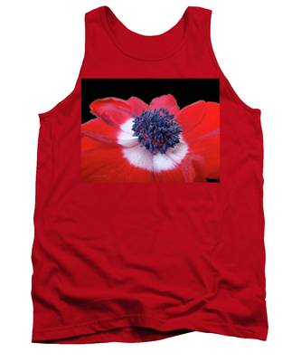 Blossoming Freedom Tank Top