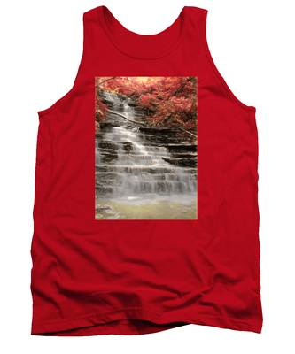 Buttermilk Falls Tank Top