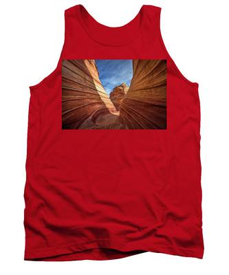 Canyon Atthe Wave Tank Top