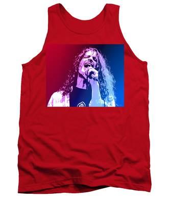 Chris Cornell 326 Tank Top