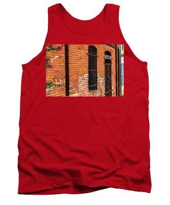 Old Town Jail Tank Top